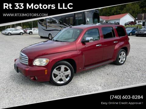 2008 Chevrolet HHR for sale at Rt 33 Motors LLC in Rockbridge OH