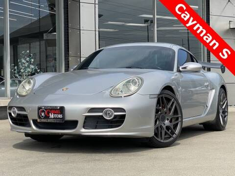 2007 Porsche Cayman for sale at Carmel Motors in Indianapolis IN