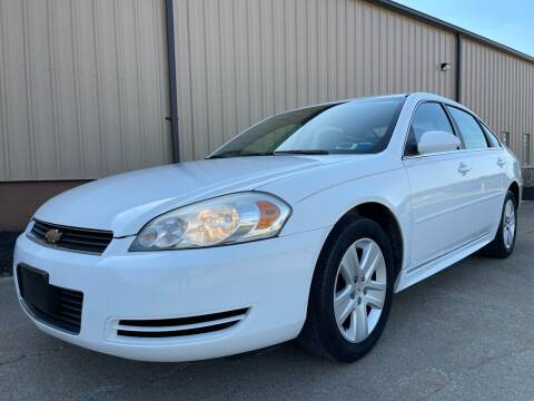 2011 Chevrolet Impala for sale at Prime Auto Sales in Uniontown OH