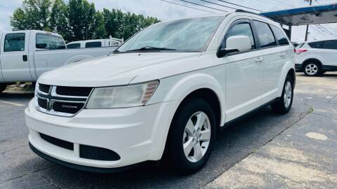 2011 Dodge Journey for sale at Capital Motors in Raleigh NC