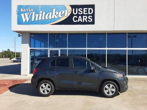 2019 Chevrolet Trax for sale at Kevin Whitaker Used Cars in Travelers Rest SC