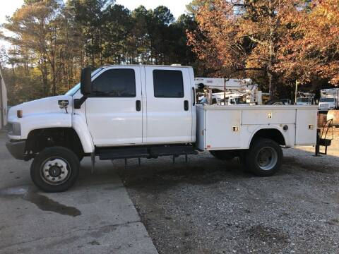 2009 Chevrolet C4500 for sale at M & W MOTOR COMPANY in Hope AR