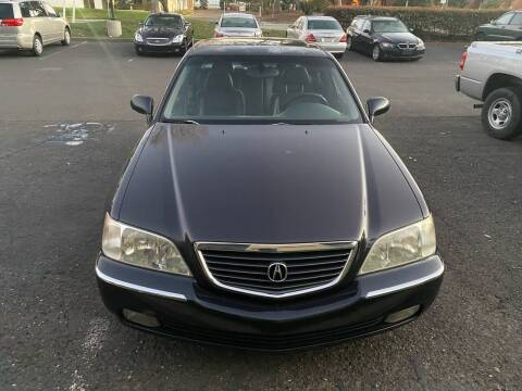 2002 Acura RL for sale at Sanchez Auto Sales in Newark CA