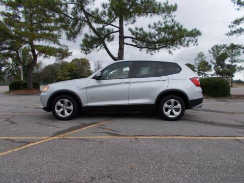2011 BMW X3 for sale at A & P Automotive in Montgomery AL