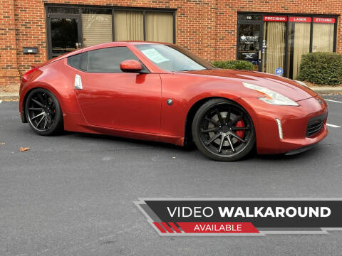 2013 Nissan 370Z for sale at Selective Imports in Woodstock GA