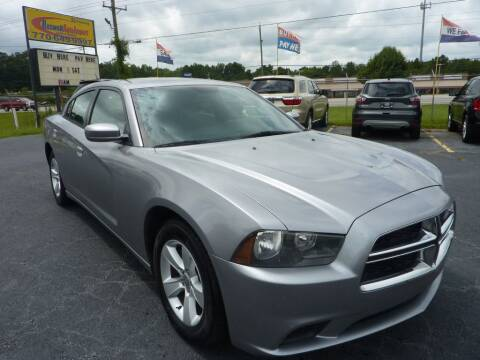 2014 Dodge Charger for sale at Roswell Auto Imports in Austell GA