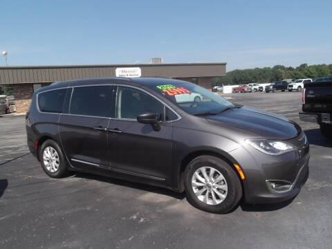 2019 Chrysler Pacifica for sale at Dietsch Sales & Svc Inc in Edgerton OH
