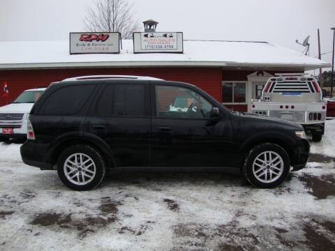 2006 Saab 9-7X for sale at G and G AUTO SALES in Merrill WI