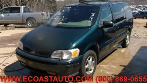 1998 Oldsmobile Silhouette for sale at East Coast Auto Source Inc. in Bedford VA