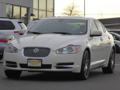 2009 Jaguar XF for sale at Loudoun Used Cars - LOUDOUN MOTOR CARS in Chantilly VA
