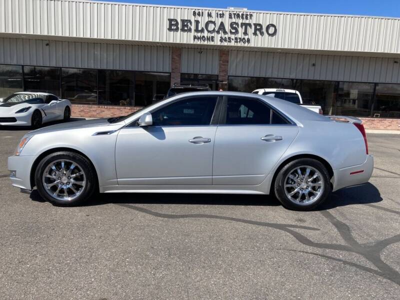 2012 Cadillac CTS for sale at Belcastro Motors in Grand Junction CO