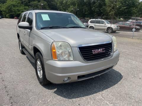 2007 GMC Yukon for sale at Certified Motors LLC in Mableton GA