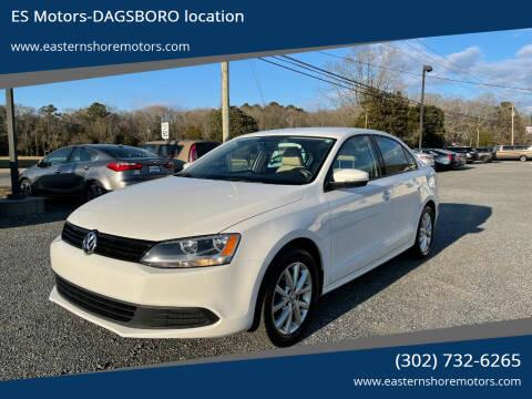 2011 Volkswagen Jetta for sale at ES Motors-DAGSBORO location in Dagsboro DE