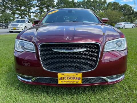 2016 Chrysler 300 for sale at Greenville Motor Company in Greenville NC