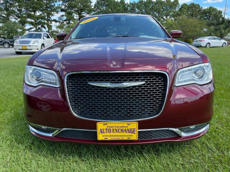 2016 Chrysler 300 for sale at East Carolina Auto Exchange in Greenville NC