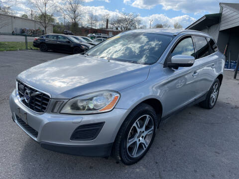 2011 Volvo XC60 for sale at Diana Rico LLC in Dalton GA