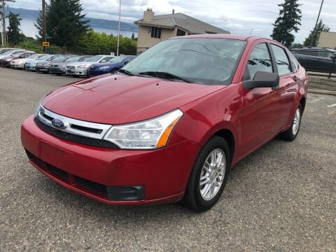 2009 Ford Focus for sale at KARMA AUTO SALES in Federal Way WA
