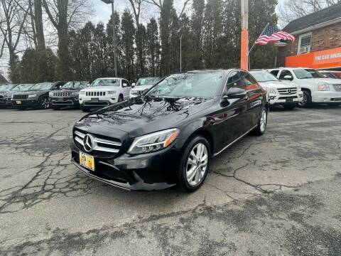 2019 Mercedes-Benz C-Class for sale at Bloomingdale Auto Group - The Car House in Butler NJ