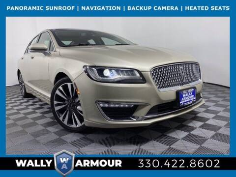 2017 Lincoln MKZ for sale at Wally Armour Chrysler Dodge Jeep Ram in Alliance OH