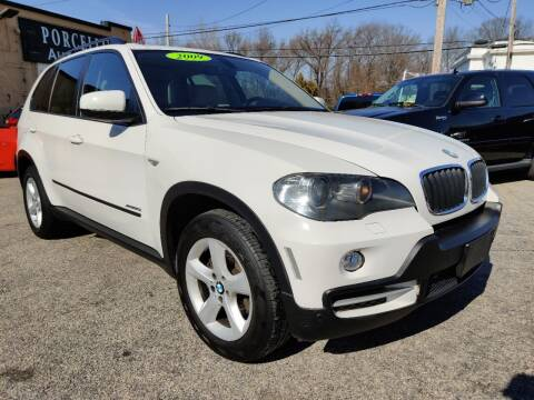 2009 BMW X5 for sale at Porcelli Auto Sales in West Warwick RI