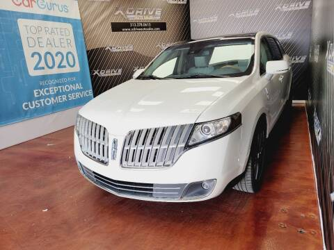 2012 Lincoln MKT for sale at X Drive Auto Sales Inc. in Dearborn Heights MI