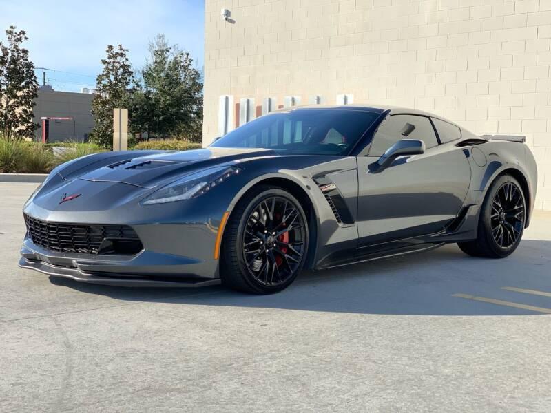 2017 Chevrolet Corvette for sale at Santos Autos in Bradenton FL