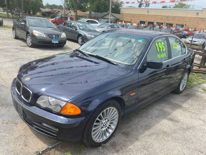 2001 BMW 3 Series for sale at Carfast Auto Sales in Dolton IL