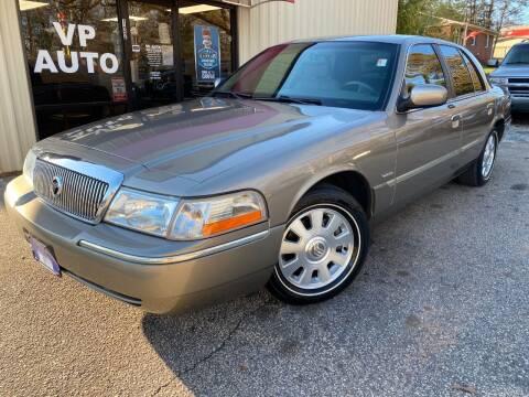 2003 Mercury Grand Marquis for sale at VP Auto in Greenville SC