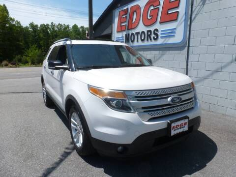 2014 Ford Explorer for sale at Edge Motors in Mooresville NC
