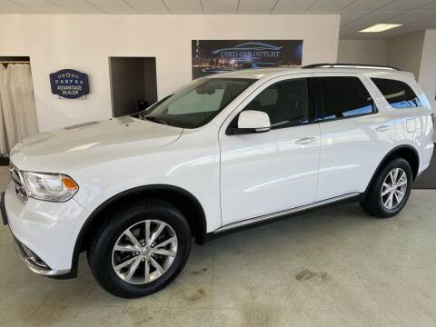 2015 Dodge Durango for sale at Used Car Outlet in Bloomington IL