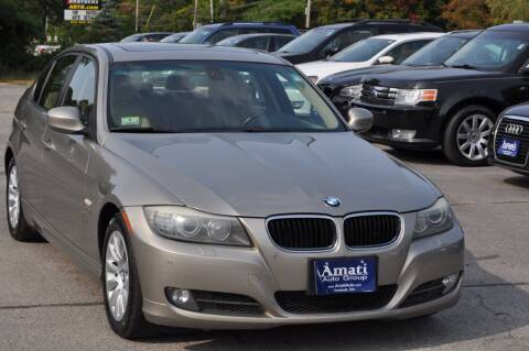 2009 BMW 3 Series for sale at Amati Auto Group in Hooksett NH