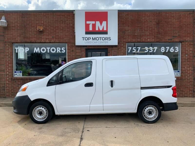 2014 Nissan NV200 for sale at Top Motors LLC in Portsmouth VA