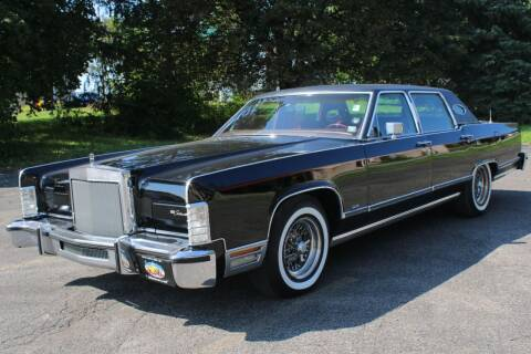 1979 Lincoln Continental for sale at Great Lakes Classic Cars & Detail Shop in Hilton NY