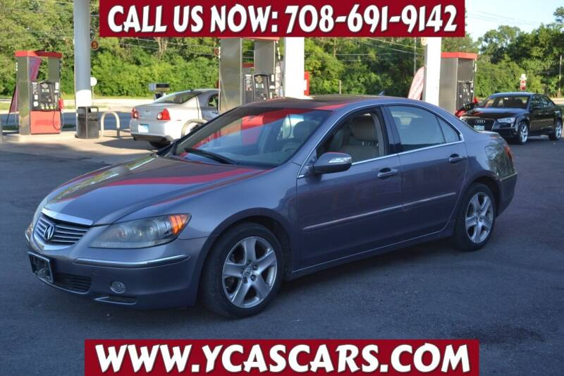 2005 Acura RL for sale at Your Choice Autos - Crestwood in Crestwood IL