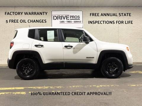 2019 Jeep Renegade for sale at Drive Pros in Charles Town WV