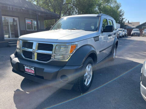 2008 Dodge Nitro for sale at Local Motors in Bend OR