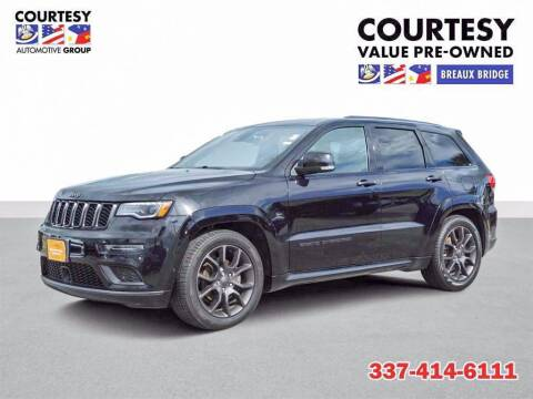 2020 Jeep Grand Cherokee for sale at CourtesyValueBB.com in Breaux Bridge LA