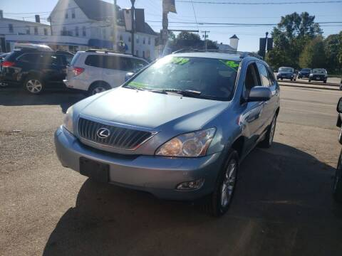 2009 Lexus RX 350 for sale at TC Auto Repair and Sales Inc in Abington MA