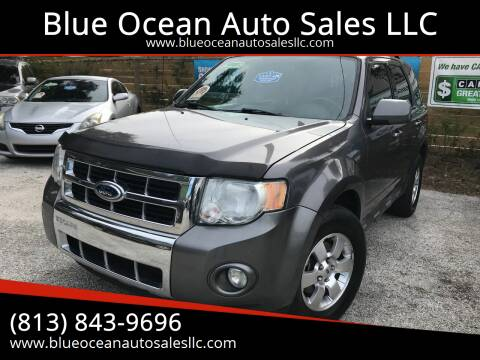2012 Ford Escape for sale at Blue Ocean Auto Sales LLC in Tampa FL