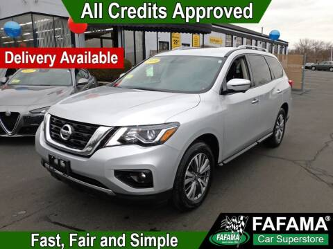2019 Nissan Pathfinder for sale at FAFAMA AUTO SALES Inc in Milford MA