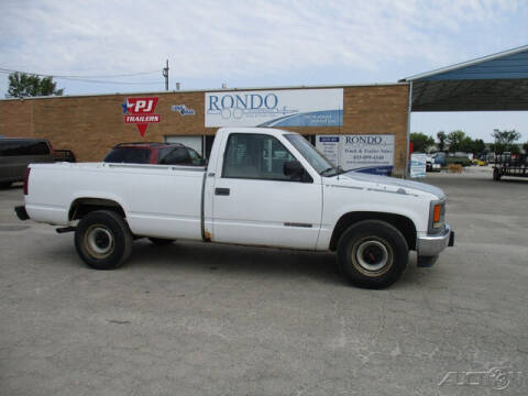1994 GMC Sierra 2500 for sale at Rondo Truck & Trailer in Sycamore IL
