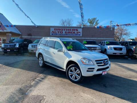 2011 Mercedes-Benz GL-Class for sale at Brothers Auto Group in Youngstown OH