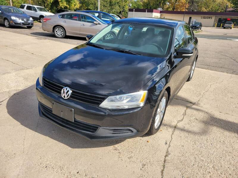 2012 Volkswagen Jetta for sale at Prime Time Auto LLC in Shakopee MN