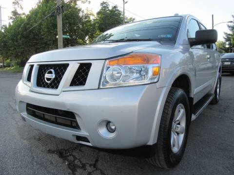 2013 Nissan Armada for sale at PRESTIGE IMPORT AUTO SALES in Morrisville PA