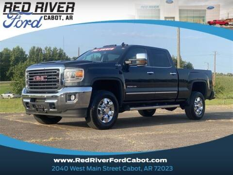 2019 GMC Sierra 2500HD for sale at RED RIVER DODGE - Red River of Cabot in Cabot, AR
