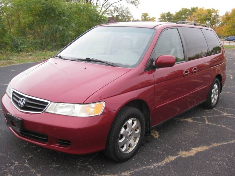 2004 Honda Odyssey for sale at Pre-Owned Imports in Pekin IL