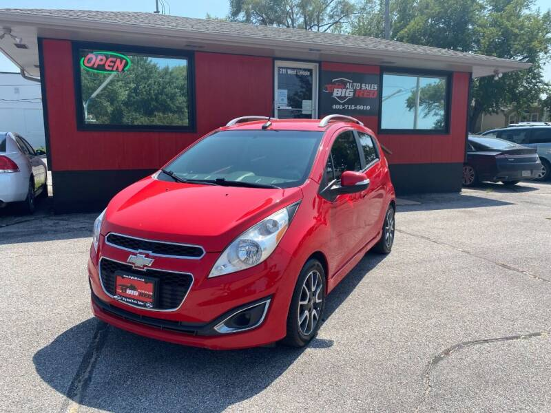 2014 Chevrolet Spark for sale at Big Red Auto Sales in Papillion NE