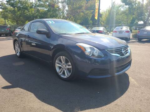 2013 Nissan Altima for sale at Universal Auto Sales in Salem OR