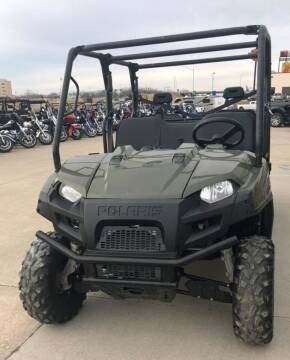 2019 Polaris RANGER CREW® 570-6 for sale at Head Motor Company - Head Indian Motorcycle in Columbia MO