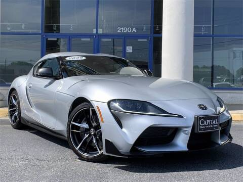 2020 Toyota GR Supra for sale at Southern Auto Solutions - Capital Cadillac in Marietta GA